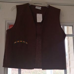 Girl scouts  vest